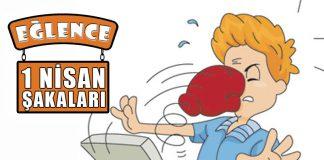 En komik şakalar - 1 Nisan şakaları