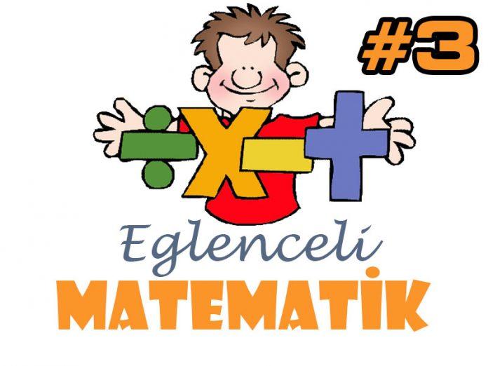 Matematik Zeka Soruları ve bilmeceleri soru ve cevapları