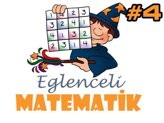 Zeka geliştiren matematik oyunları, bilmeceleri ve cevapları