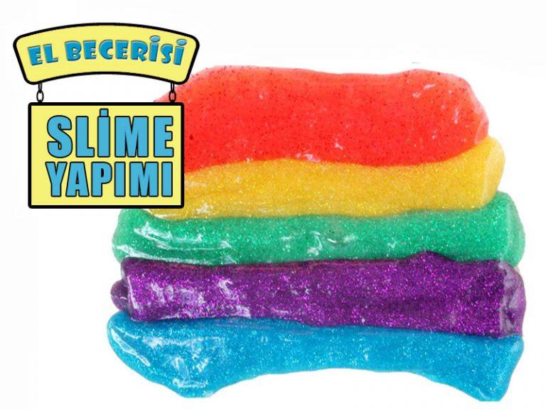 En Büyük Slime Nasıl Yapılır? – Malzemeleri