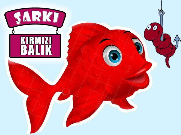 Kırmızı Balık Gölde Şarkısı Çocuklar İçin En İyisi