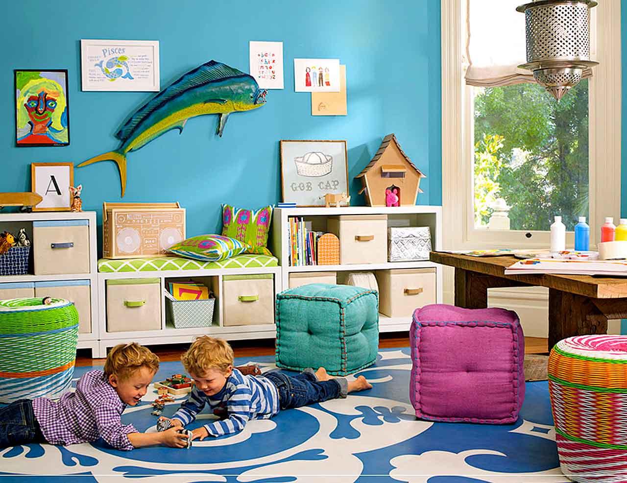 Çocuklar için oyuncak ve renk seçimi nasıl yapılır? - Okul öncesi