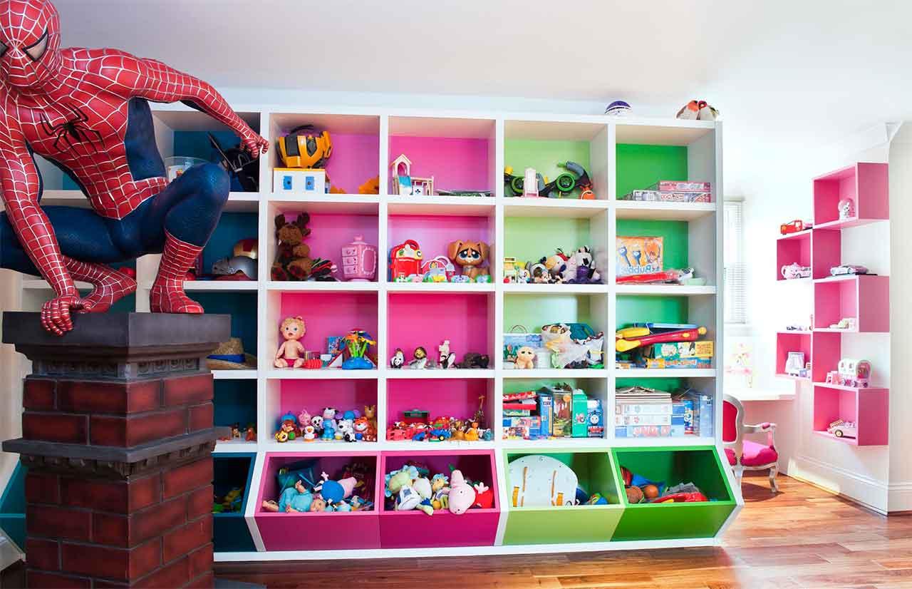Çocuklar için oyuncak ve renklerin önemi - Okul öncesi çocuk gelişimi