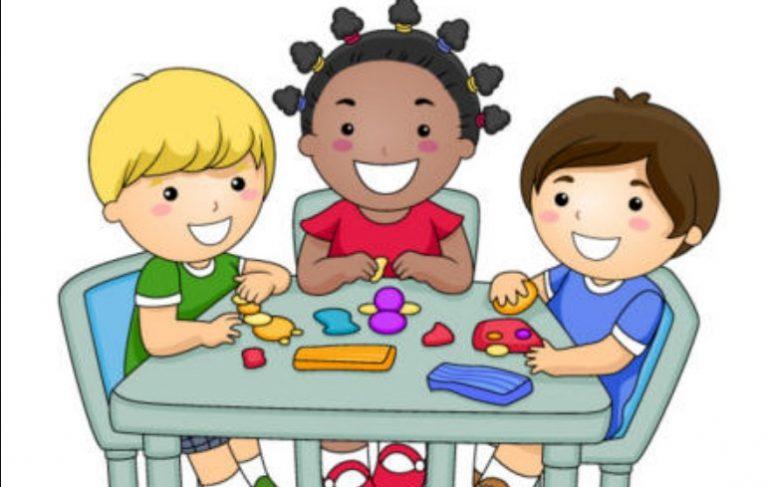 Çocuk ve Bebekler İçin Evde Yapılabilecek Etkinlikler