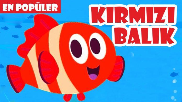 Kırmızı balık gölde şarkısı - indir dinle izle - www.cocukgezegeni.com