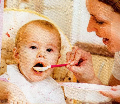 8 Aylık Bebek Beslenme Listesi