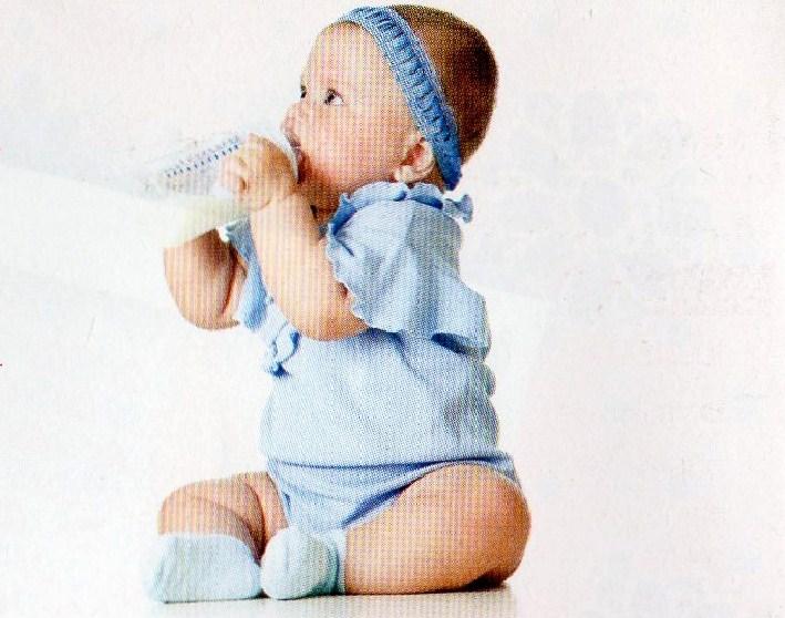 6 Aylık Bebekler Ne Yer Ne İçer?