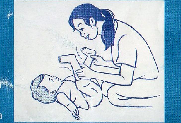 0-6 Aylık Yeni Doğan Bebeklerde Kabızlık İçin Ne Yapılır?