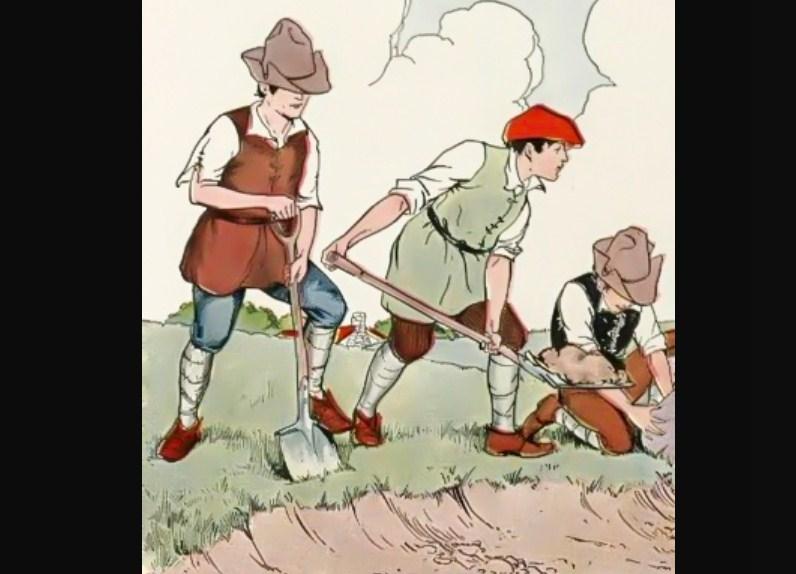 Çiftçinin oğulları hikayesi dinle www.cocukgezegeni.com