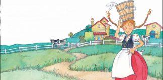 Sütçü kız hikayesi - çocuk ve bebek masalları - dinle www.cocukgezegeni.com