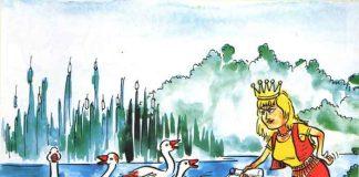 Büyülü Kuğular Masalı Dinle | Çocuk ve Uyku Hikayeleri
