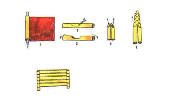 Kagittan Kule Yapimi-Nasil-Yapilir-Montessori-Egitimi-Aktivitesi-El-Kol-ve-Takip-Becerisi-Etkinklikleri-Okul-oncesi-Nasil-Yapilir-el becerisi