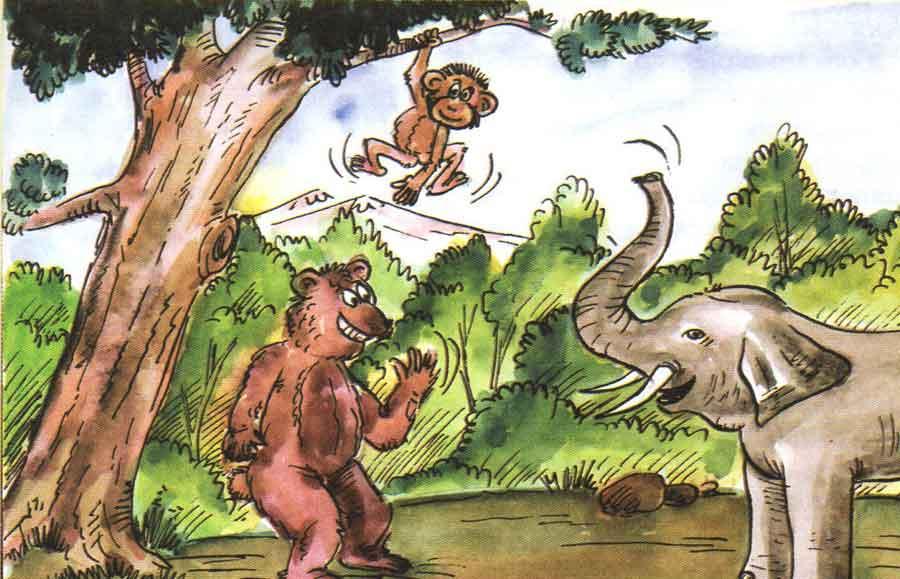 Toprak Ana ve Hayvanlar Alemi-anaokulu masallari-guzel sozler-cocukgezegeni