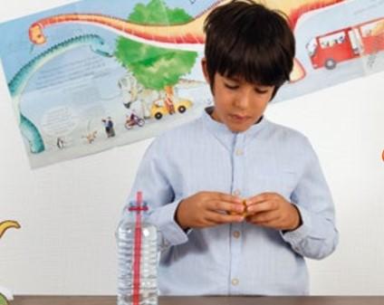 Deney-Pipetle Suyu icebilecek Misiniz-okul deneyleri-kolay eglenceli fizik deneyleri cocuklar icin-sinif