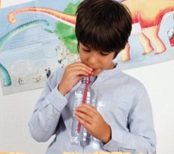 Deney-Pipetle Suyu icebilecek Misiniz-okul deneyleri-kolay eglenceli fizik deneyleri cocuklar icin