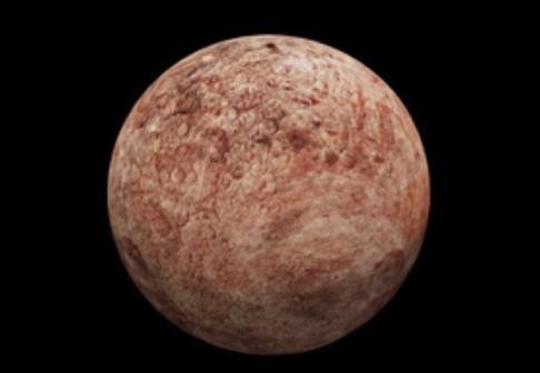 Makemake: Güneş'e En Uzak İkinci Cüce Gezegen