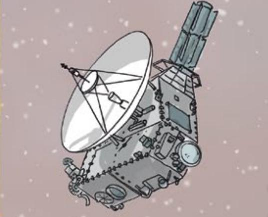 yeni ufuklar-uzay sondasi nedir nasil calisir-uzay bilimi-cocukgezegeni